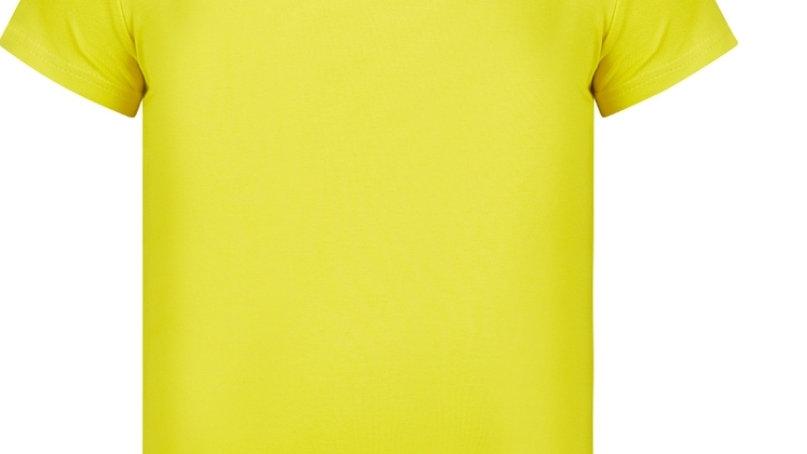 Retour Shirt Sean (Fresh Yellow)