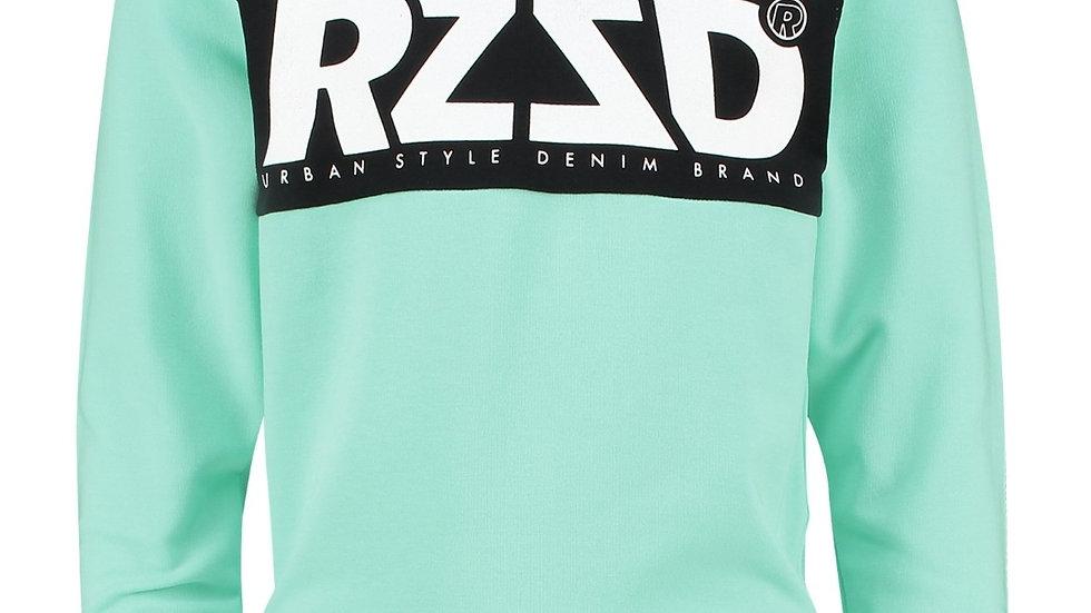 Raizzed Sweatshirt Novato in Aqua Mint