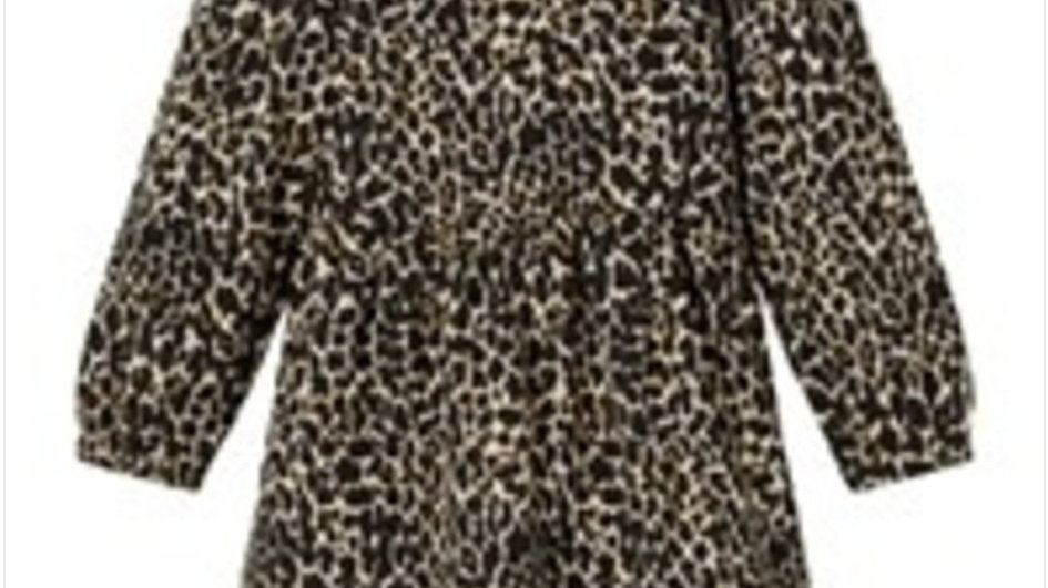 Name It Dress Tensa Leopard