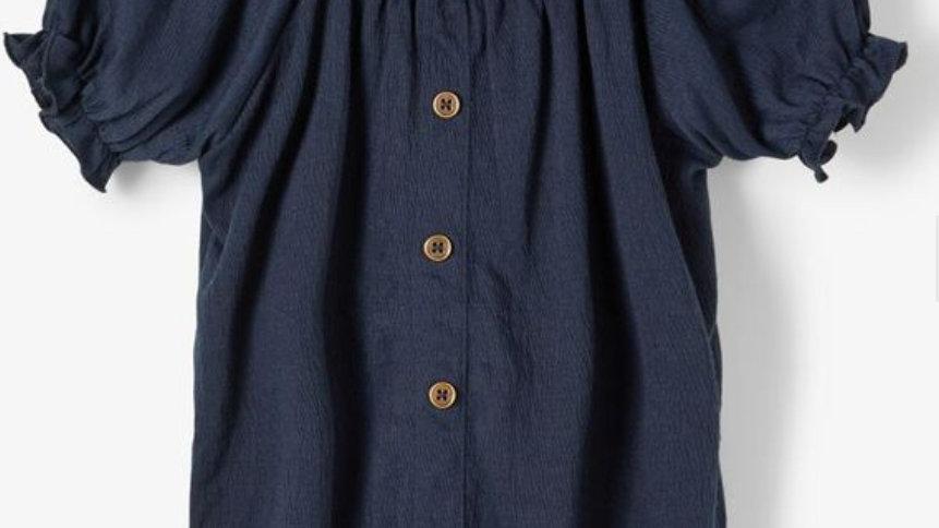 Name It Golvend Zoom T-Shirt in Dark Sapphire