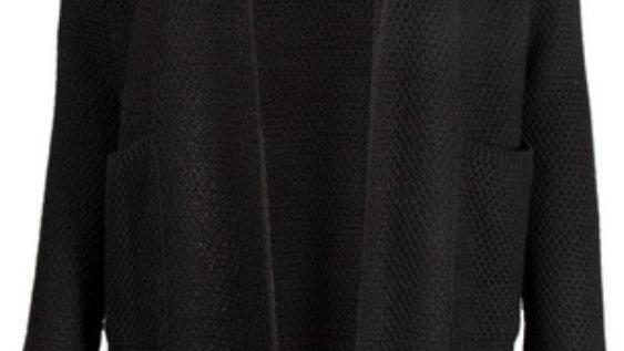 Zoso Comfy Cardigan Black