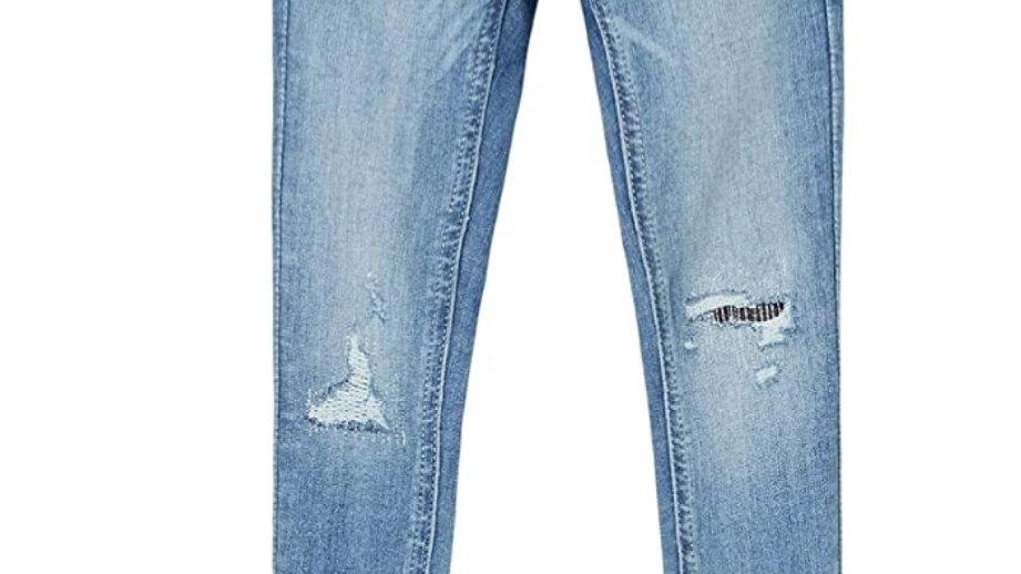 Name It jeans Pete in Light Blue Denim