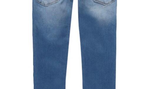 Raizzed meisjes jeans mid blue stone adelaide