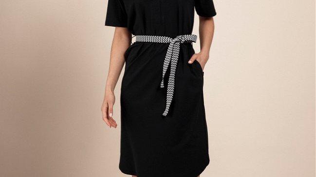 Studio Anneloes Fancy Dress Steffie in Zwart