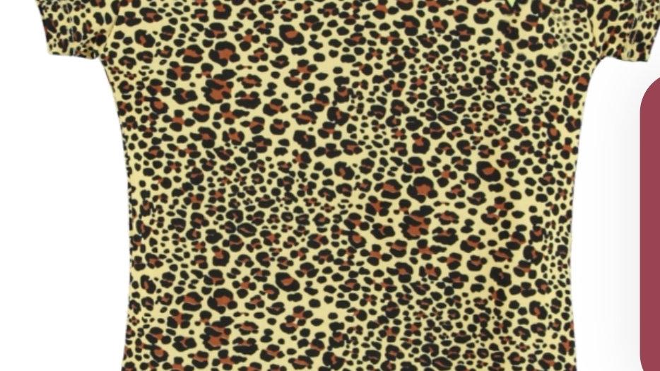 O'chill Shirt Tirza Leopard