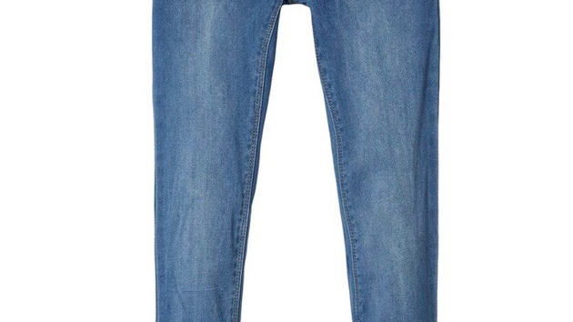 Name-it Meisje superzachte denim Legging Medium Blue Denim 13172748