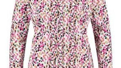 Studio Anneloes Poppy 3/4 arti dot blouse  05573-1184