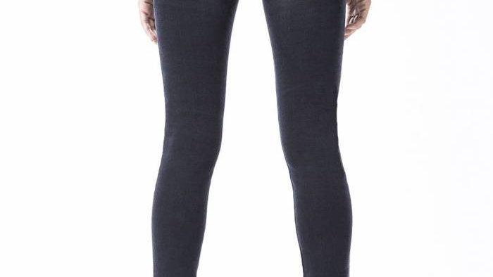 Sophia black vintage jeans