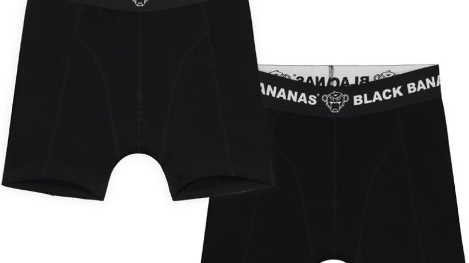 Black Bananas shorts 2 pack