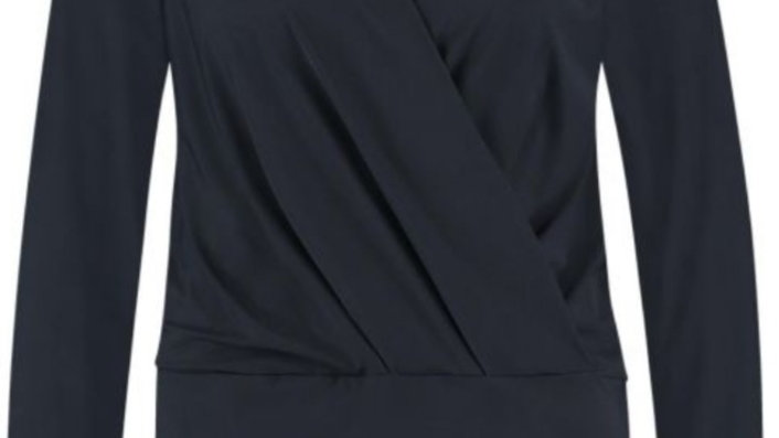 Studio Anneloes Shirt Nova in Dark Blue