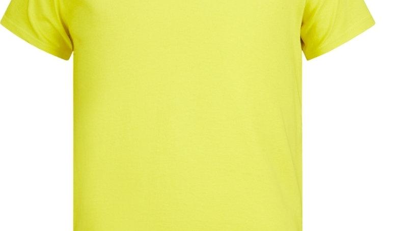 Retour Shirt Chiel in Fresh Yellow