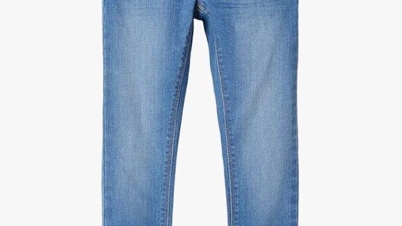 NAME IT JEANS NKFPOLLY DNMTASIS 2325 PANT NOOS BLAUW 13172736