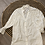 Thumbnail: Broderie blouse wit