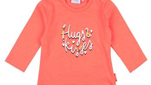 LONGSLEEVE HUGS & KISSES - KISS