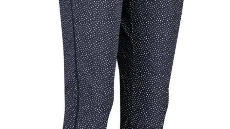Road Small Dot Trousers in Dark Blue/Off-White van Studio Anneloes