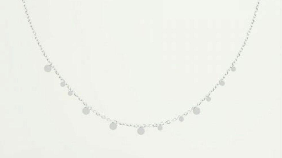 My jewellery fijne ketting met kleine rondjes