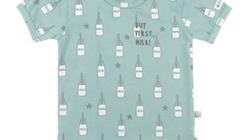 T-SHIRT AOP - MILK PLEASE