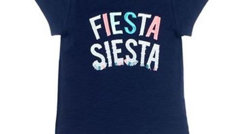 T-shirt Fiesta Siesta - Botanic Blush