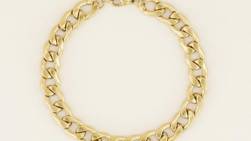 My jewellery armband platte schakel