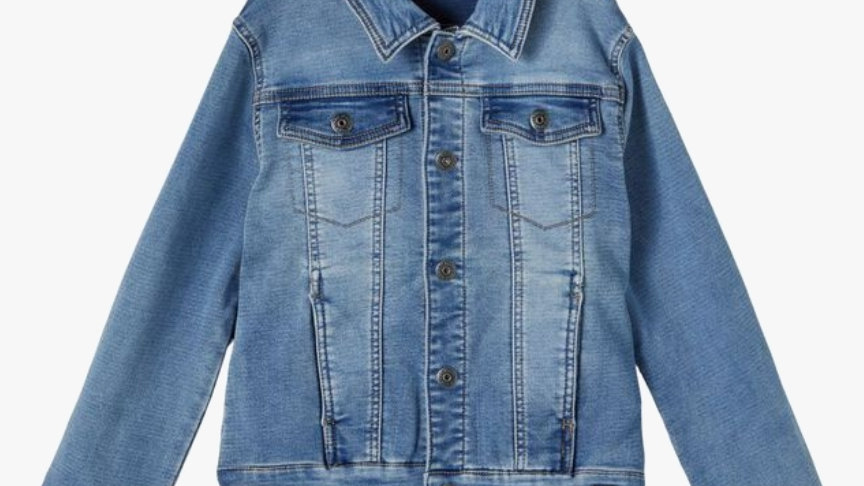 Name It Jeans Jacket medium Blue Denim