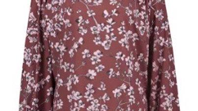 Nour Flower Blouse van Studio Anneloes