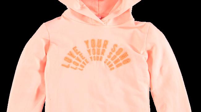 O'CHILL O'Chill Meisjes sweater - Didi - Perzik