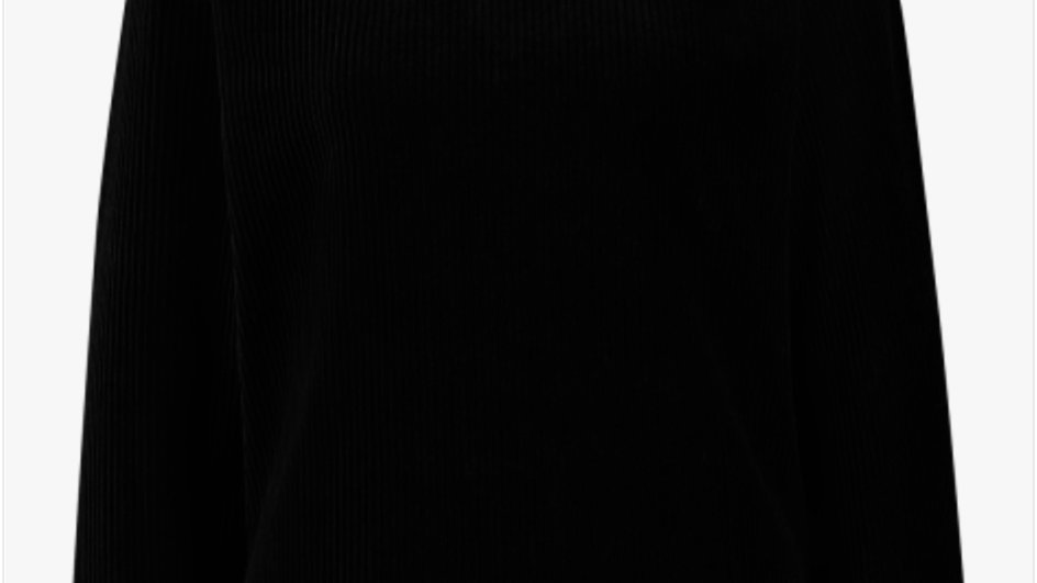 Sweater Noara New Deep Black van Raizzed