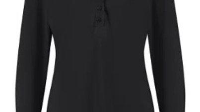 Evi blouse black van Studio Anneloes