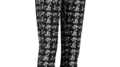 Road knit look trousers studio anneloes