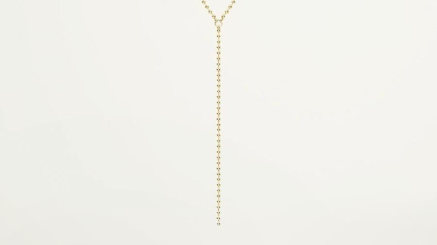 My jewellery Drie dubbele ketting