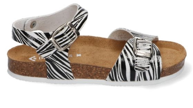 Braqeez Sally Spain - 420004 - Zebra