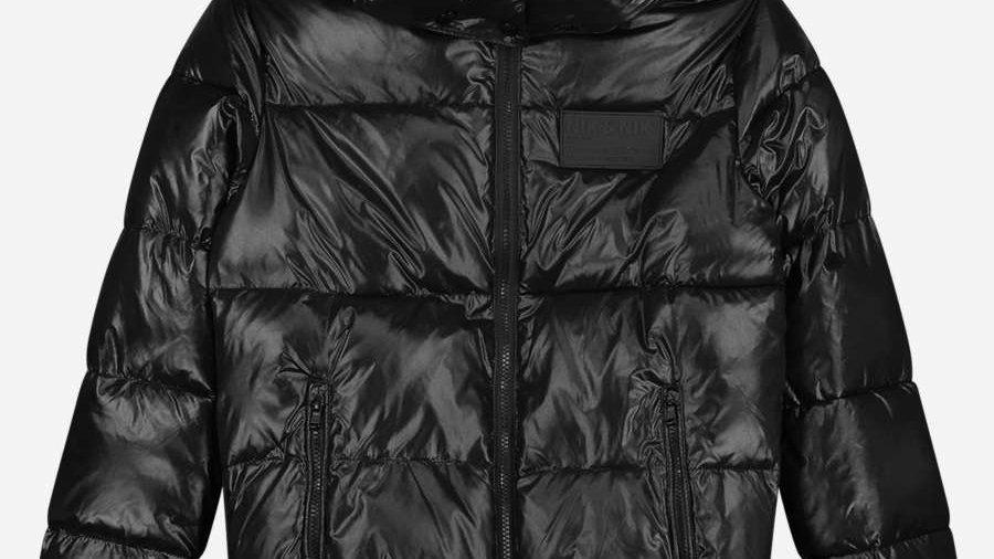 NIK&NIK Gewatteerde jas met artwork EMORY PUFFER