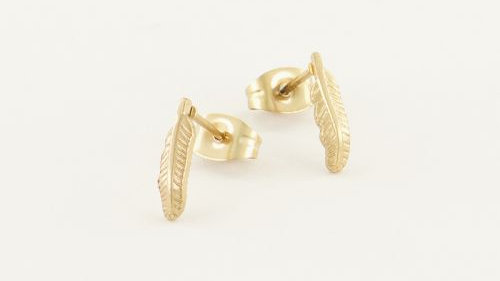 My jewellery Studs veertje