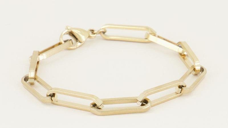 My jewellery bulky clain armband