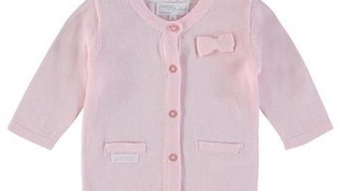 Feetje Vest - First Knit Artikelcode :  Kleur: Roze
