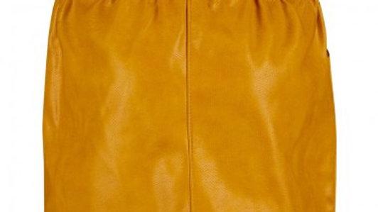 Retour leather look skirt Nadine