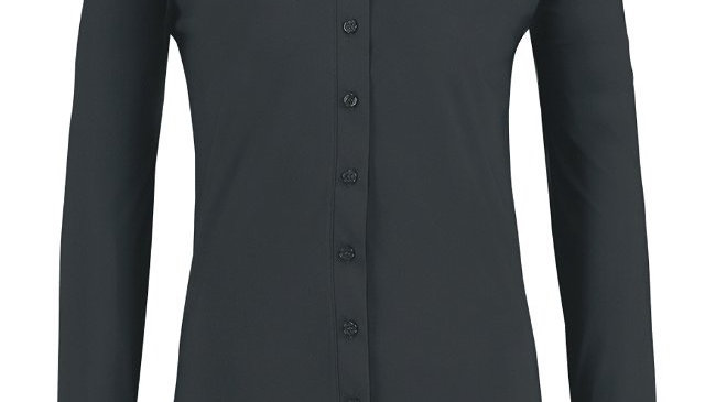 Poppy blouse dark grey