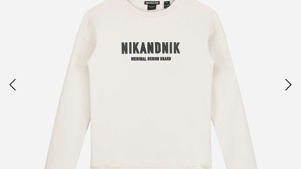Nik & Nik sweater Milo