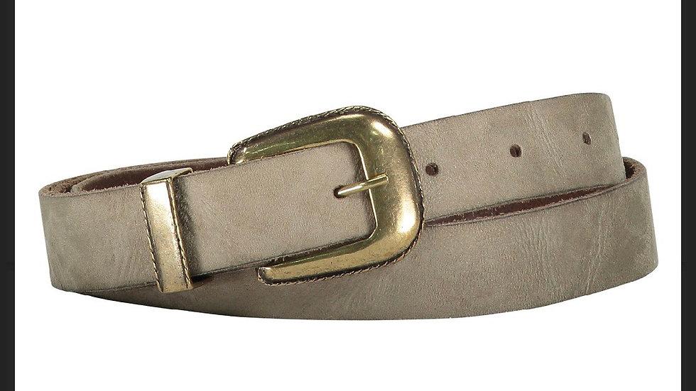 Nukus Western belt leather