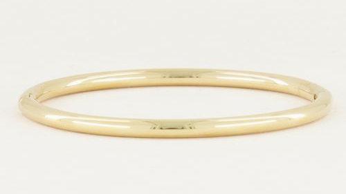 My jewellery bangle glimmend