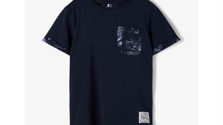 Name it - Shirt Angem Dark Sapphire