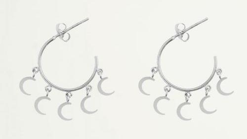 My jewellery Oorhangers maantjes