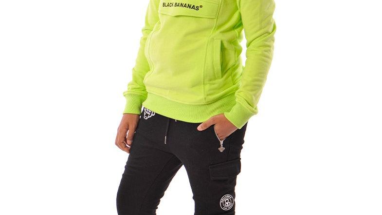 Anorak neon green