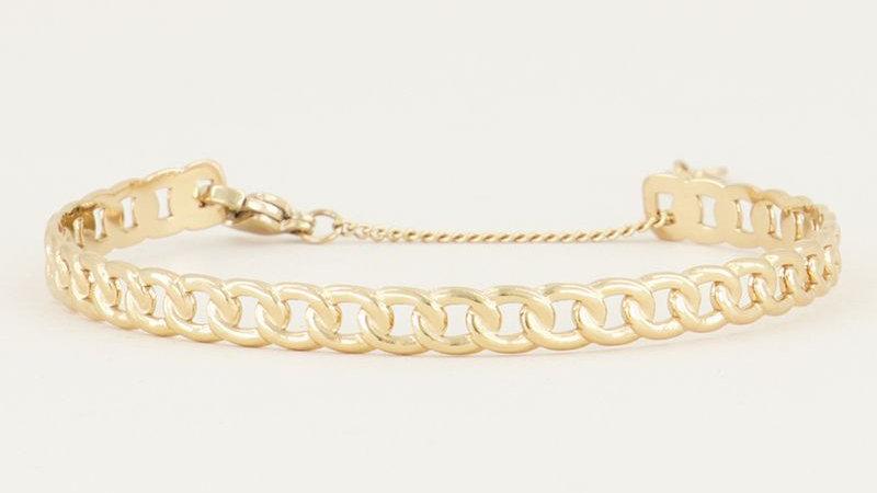 My jewellery armband bangle platte schakel