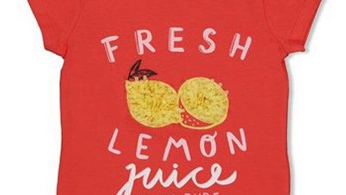 JubeljuT-shirt Fresh - Tutti Frutti Artikelcode : 91700300 Kleur: Koraal