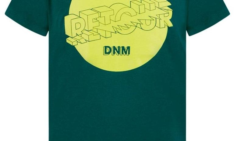 Retour Shirt Davis (Teal)