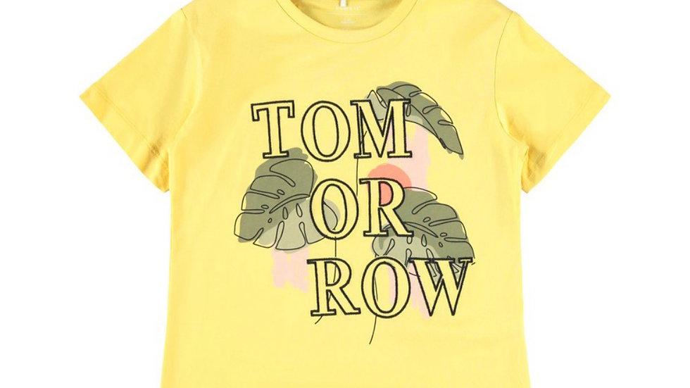 Name It Shirt Damaya Geel