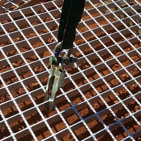 grid hook, gridmesh lifter. walkway mesh, gridhook,grid mesh lifter,grid mesh lifting device,grid mesh
