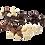 Thumbnail: Šokoladinės Lego kaladėlės