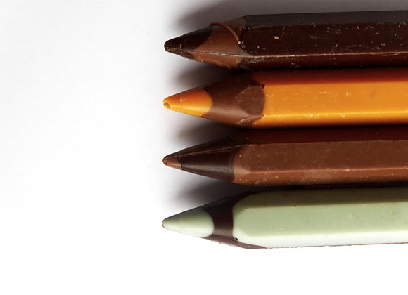 Šokoladiniai pieštukai